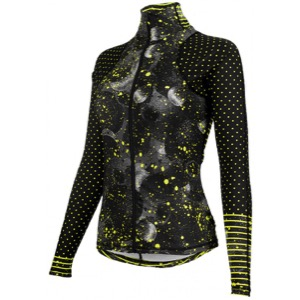 Shebeest Galactic Virtue Long Sleeve Jersey 2017 - Spry
