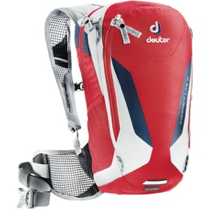 Deuter Compact Lite 8 Hydration Pack - Fire/White