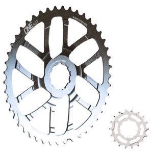 OneUp 45/47T and 18t Cog Bundles - 11 Speed Shimano