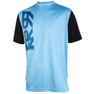 Royal Core SS Jersey - Sky Blue/Black