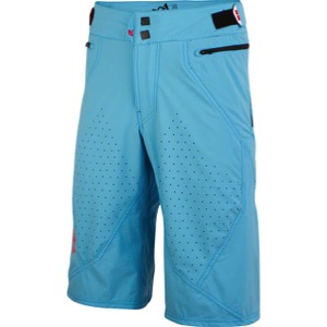 Royal Racing Impact Shorts - Sky Blue/Red
