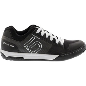 Five Ten Freerider Contact Flat Shoes - Black/Clear Grey/White