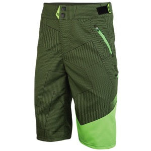 Royal Racing Matrix Shorts - Olive/Grass