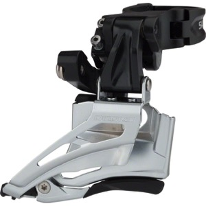 Shimano FD-M618-H Deore Double Front Derailleur - 2 x 10 Speed