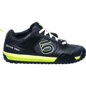 Five Ten Impact VXI Men's Flat Pedal Shoes - Semi Solar Yellow