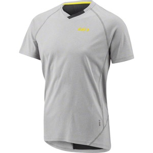 Louis Garneau HTO 2 Men's Jersey - Heather Gray/Asphalt