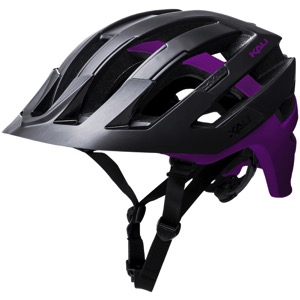 Kali Protectives Interceptor LDL Helmet - Matte Black/Purple
