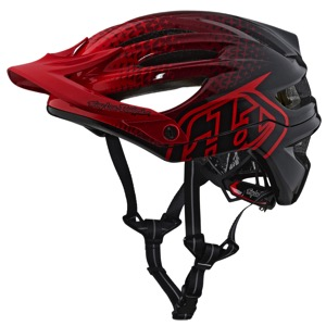 Troy Lee A2 MIPS Helmet 2018 - Starburst Red