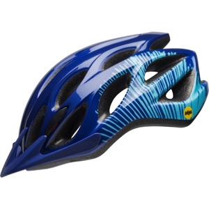 Bell Coast MIPS Women's Helmet 2018 - Gloss Navy/Sky Fibers