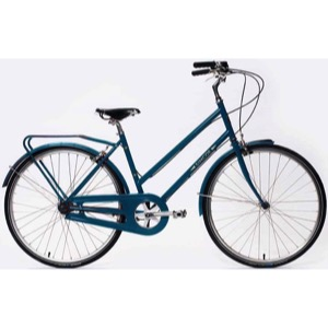 "Simcoe Step-Through 7i 26"" Complete Bike - Midnight"