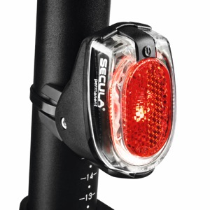 Busch and Müller Secula Plus Dynamo Tail Light