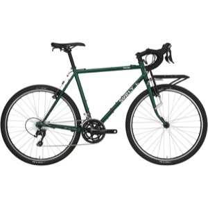 "Surly Pack Rat 26"" Complete Bike - Get in Green"