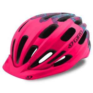 Giro Hale Youth Helmets 2018 - Matte Bright Pink