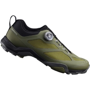 Shimano SH-MT7 Mountain Shoes 2018 - Olive