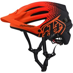 Troy Lee A2 MIPS Helmet 2018 - Starburst Honey