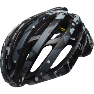 Bell Z20 MIPS Helmet 2018 - Squid Matte Black/Grey
