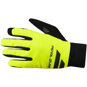 Pearl Izumi Escape Softshell Gloves 2019 - Screaming Yellow