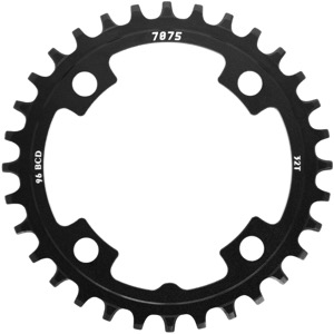 SunRace CRMX0 1x Narrow-Wide Chainring