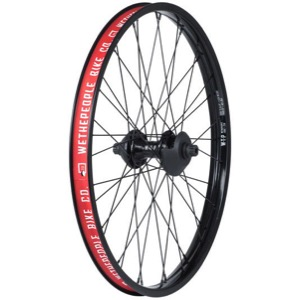 "We The People Supreme Cassette 22"" Rear Wheel"