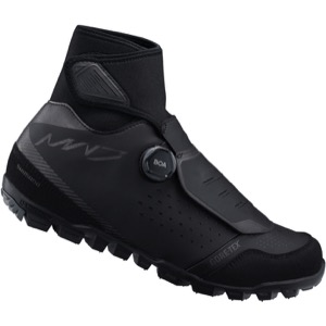 Shimano SH-MW7 Mountain Shoes - Black