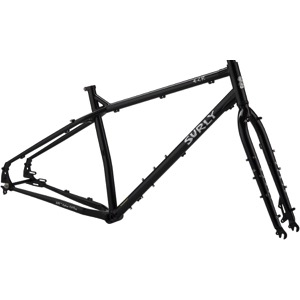 Surly ECR 27.5+ Frameset - Blacktacular