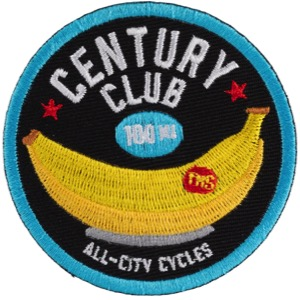All-City THS - Century Club Patch