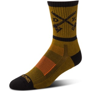Dakine Step Up Socks - Sand Storm