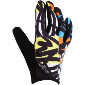 Salsa Handup Wild Kit Full Finger Gloves - Multicolor