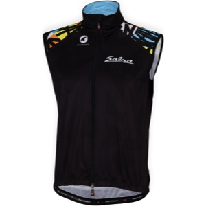 Salsa Wild Kit Vest - Black/Multicolor