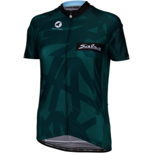 Salsa Mild Kit Short Sleeve Women's Jersey - Green
