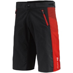 DT Swiss MTB Shorts - Black/Red