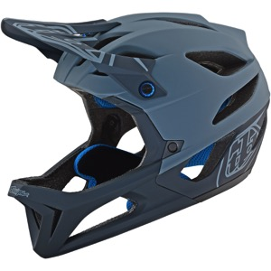 Troy Lee Stage MIPS Full Face Helmet 2019 - Stealth Gray