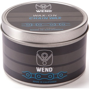 WEND Wax-On Paste Can Bulk Chain Wax