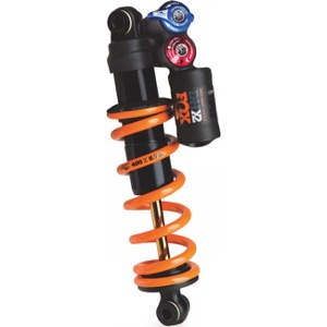 Fox DHX2 HSC/LSC HSR/LSR 2-Pos Rear Shock 2020 - Factory Series, Imperial Sizing