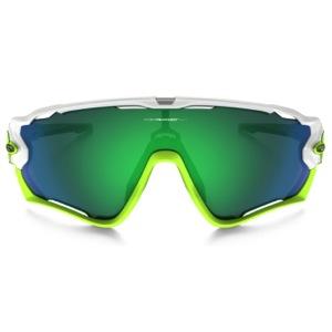 b2bd16121fa Universal Cycles -- Oakley Jawbreaker Sunglasses - Polished White Jade  Iridium Lens  OO9290-03