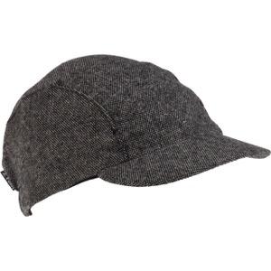 Universal Cycles -- Walz Wool Urban Collection Cycling Cap - Black Tweed   1001  8262c584ecd