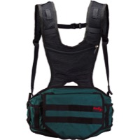 Henty Enduro Hydration Backpack - Green