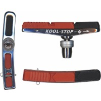 Kool Stop V-Type2 Cartridge Threaded Brake Pads