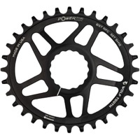 Wolf Tooth DM HG+ Elliptical Boost Chainring - 12 Speed Shimano
