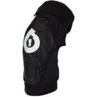 SixSixOne DBO Knee Guards - Black