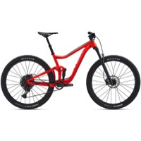 "Giant Trance 3 29"" Complete Bike 2020 - Neon Red"