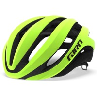 Giro Aether Spherical Helmet 2020 - Highlight Yellow/Black