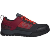 Five Ten Impact Pro TLD Flat Shoe - Carbon/Strong Red/Solar Red