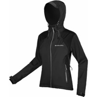 Endura Women's MT500 Waterproof Jacket II 2020 - Black