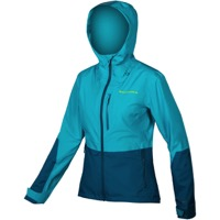 Endura Women's Singletrack Jacket 2020 - Kingfisher