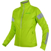 Endura Women's Urban Luminite Jacket 2020 - Hi-Viz Yellow