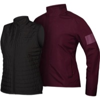 Endura Women's Urban 3-In-1 Jacket 2020 - Mulberry