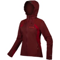 Endura Women's MT500 Waterproof Jacket II 2020 - Cocoa