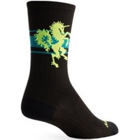 SockGuy SGX Magical Socks - Black