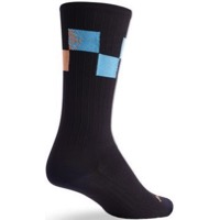SockGuy SGX Speed Trap Socks - Black